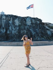 Vėjo dvelksmą geriausiai galima pajusti vaikštant pakrante – Malecón.